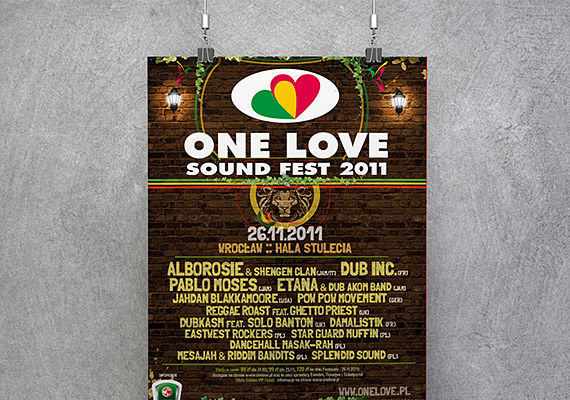 One Love Sound Fest 2011