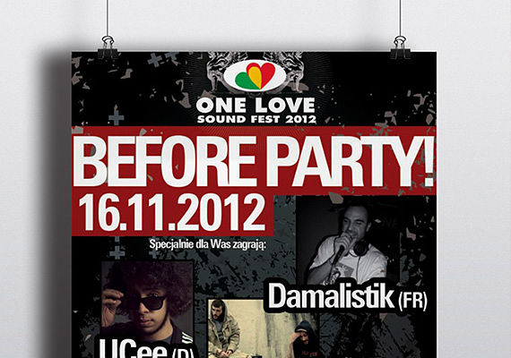 One Love Sound Fest 2012